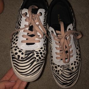 ALDO Animal Print Shoes